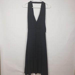 Trina Turk black cocktail dress. size 4
